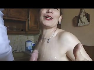 A mature farmer s wife will do fucked in farm