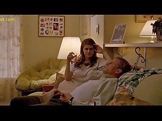 Alexandra daddario nude scene in true detective series scandalplanet com