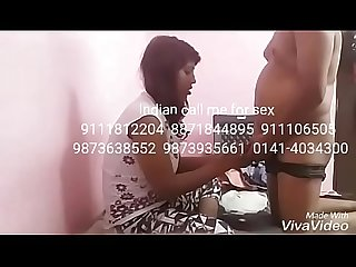 Indian bhabhi with clint in delhi part1