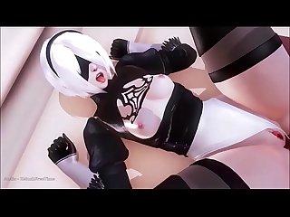 2b hentai 3d