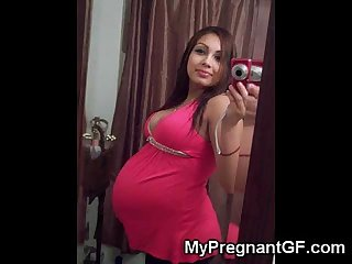Hot teen pregnant gfs