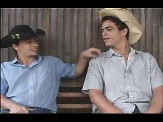 Lo passos cowboy gostoso e metedor