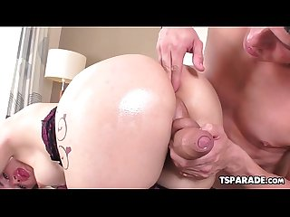 TS Nanda Molinari Enjoys Being Fucked Hard