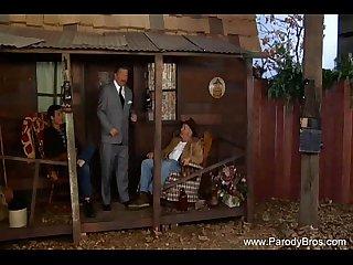 Beverly hillbillies parody MILF เพศสัมพันธ์