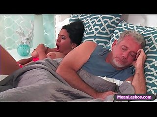 Hot and Mean Sexy Lesbians - Her Daughter's Best Friend with Darcie Dolce & Missy Martinez-