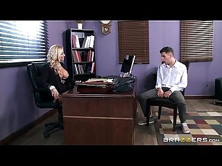 Brazzers tatooed milf britney shannon takes charge