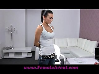 FemaleAgent New sexy MILF agent ready to deceieve and devour-X Tubes SD