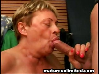 Big mature Seduction