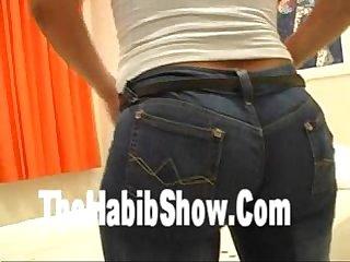 Thick sexy brazilian wit a fat ole ass