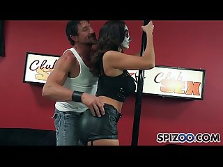 Spizoo milf ava adams is punished by wolverine comma big boobs huge cock