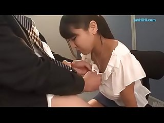 Busty Japanese goes down on a juicy dick full clip http ouo io 1rpx5a