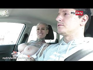 MyDirtyHobby - German babe sucks her best friends husband and swallows