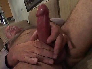 Hairy uncut daddies 1