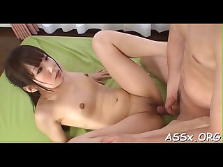 Captivating japanese trio sex