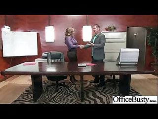 Busty office girl eva notty get busy in hardcore sex scene clip 17