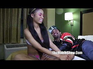 Petite freak lady kreme cant handle The Bbc redzilla dick