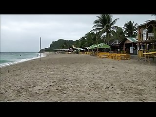 Buck Wild Shows White Beach Puerto Galera Philippines