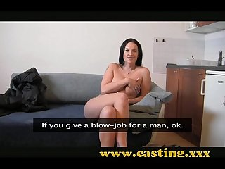 Casting boobs that need to be fucked