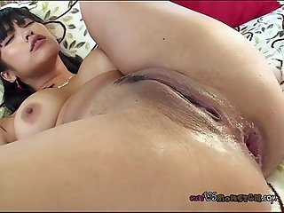 Mia lis energy drained by savage fury of monster cock