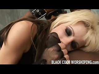 Sorry honey i am addicted to big black cock