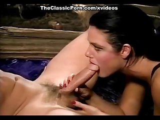 Jeanna fine comma peter north in 1980 porn movie about lewd nasty sex slave
