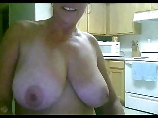 Coroa Peituda na webcam