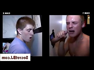 Gay gloryhole compilation