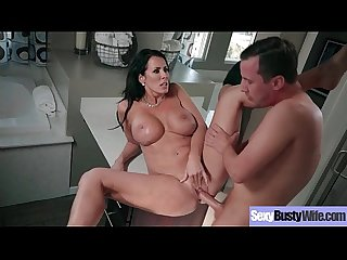 reagan foxx sexy Busty Mature lady love to bang hard on camera Video 19