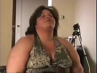 Mature bbw first black cock