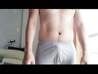 Sexy boy dancing