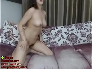 Korean milf creamy pussy close up live at livekojas com