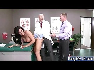 Sex Treatment From Doctor For Sexy Horny Slut Patient (austin lynn) clip-07