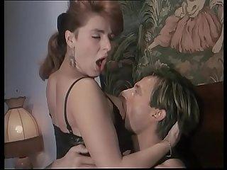 Italian vintage porn colon hot sex in sexy lingerie