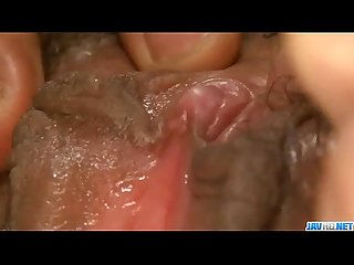 Amazing group sex play with nasty aiki kurosawa