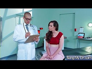 Hot Slut Patient (Casey Calvert) Seduce And Hard Bang With Doctor mov-07