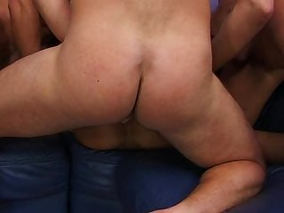 Brigitte double penetration