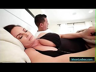 Hot and mean my mom fucked my girlfriend with diamond foxxx kendall kross free clip 01