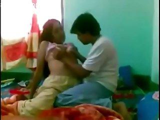Young sexy Bangladeshi Bhabhi dever Romance homemade