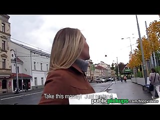 Mofos Hot euro blonde gets picked up on the street