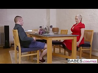 Babes - Step Mom Lessons - Sneaky Boy starring Ella Hughes and Rebecca Moore and Sam Bourne clip