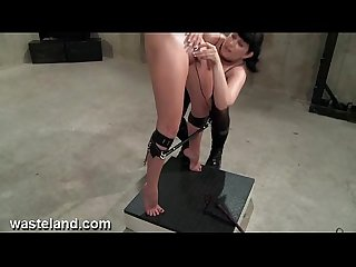 Wasteland bondage sex movie Playtime jada pt 2