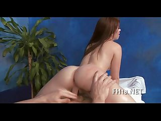 This sexy 18 year old hot girl gets fucked hard from behind