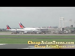 Manila stopover fuck straight from the airport cheapasianteens com