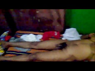 Indian guy sleeping nude