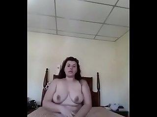 Sexy culona masturbaci�n