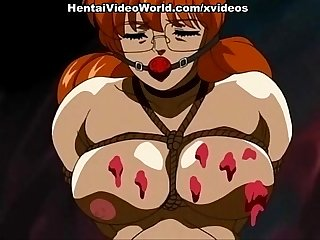 Sexy hentai chicks fucked hard