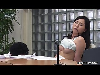Japanese lady, Miyuki Ojima got fingered, uncensored