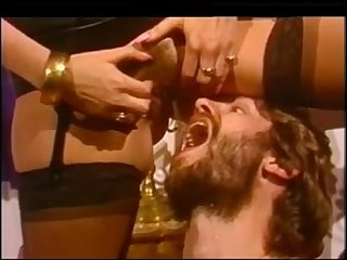 Dolly buster fisting pissing rimming anal
