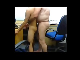 old dad fucks his skinny step son on webcam