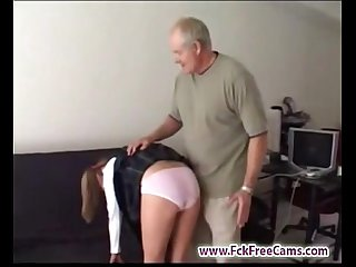 Daddy punishes not his stepdaughter fckfreecams com